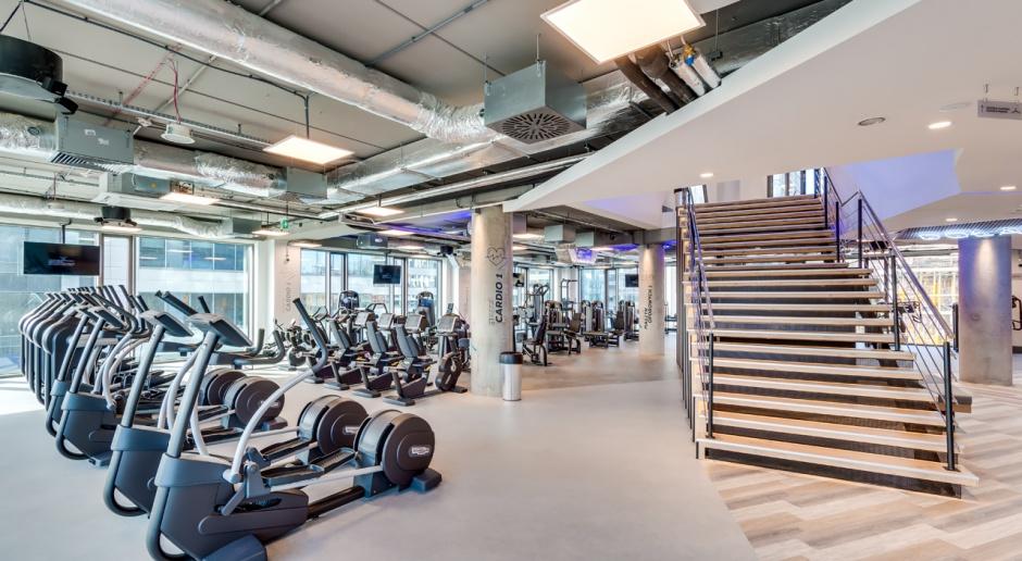Kluby fitness muszą stawiać na design