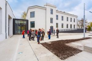 Wielofunkcyjne centrum kultury dla Warszawy - to Nowy Teatr