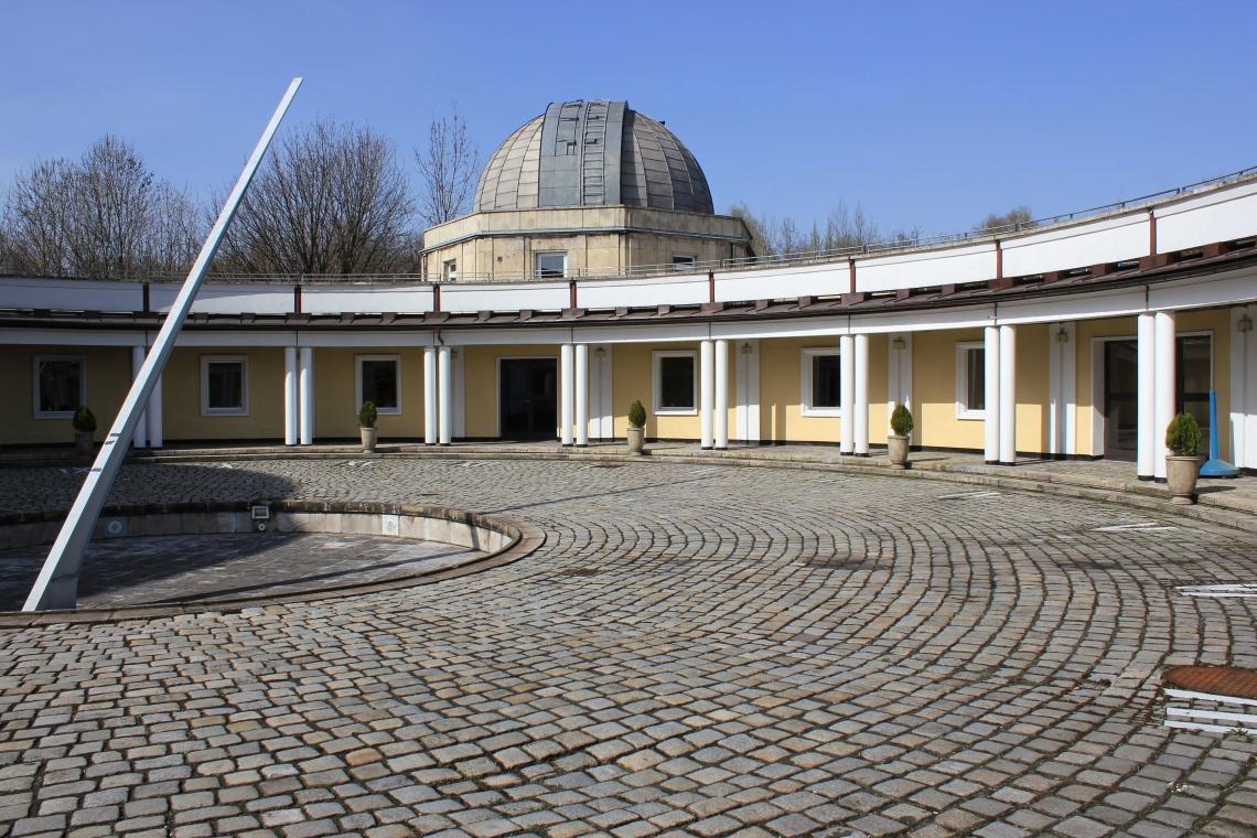 Rozbudowywane Planetarium Śląskie ma być gotowe w 2021 roku
