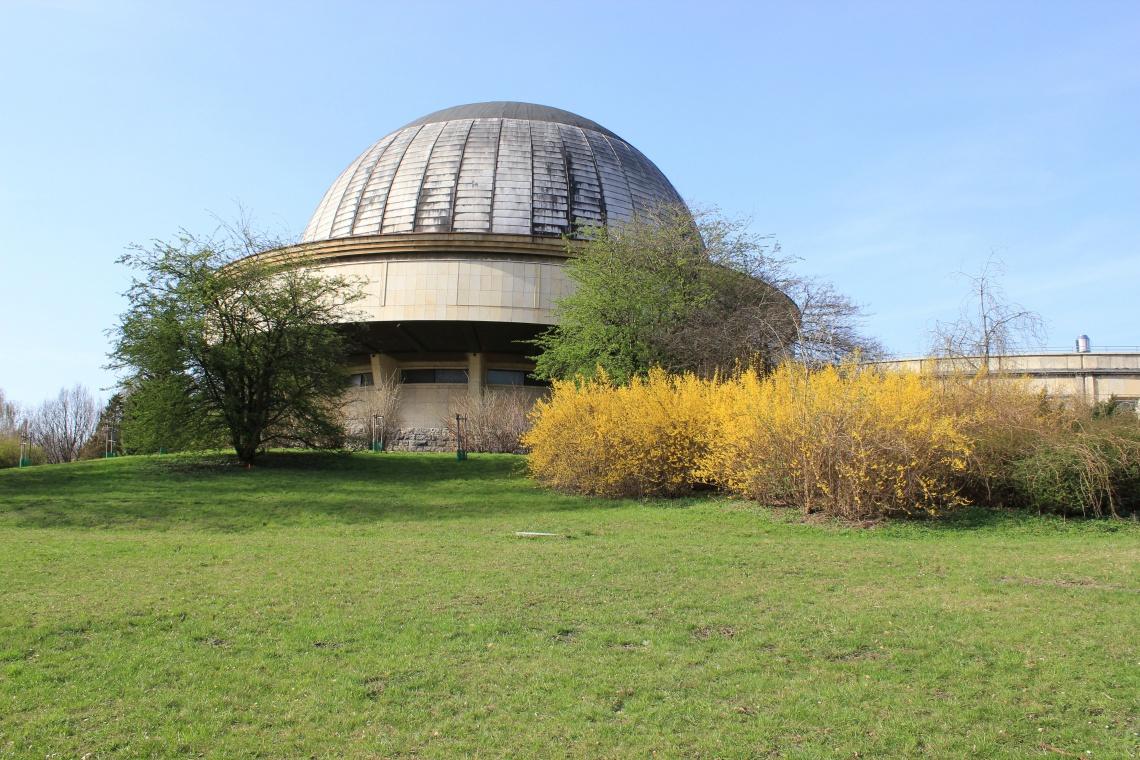 Najstarsze i największe planetarium w Polsce czeka rozbudowa