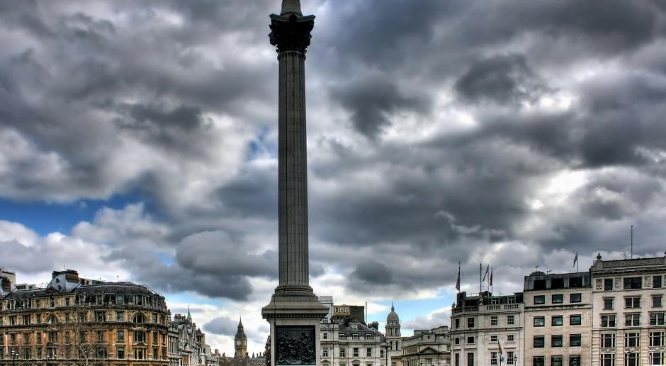 Łuk triumfalny 3D w Londynie