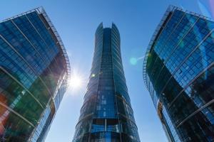 Warsaw Spire gotowy. Zobacz efekt współpracy belgijskich i polskich architektów