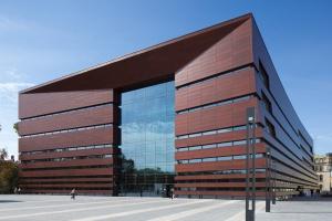 Najnowsza i najpiękniejsza architektura we Wrocławiu to...