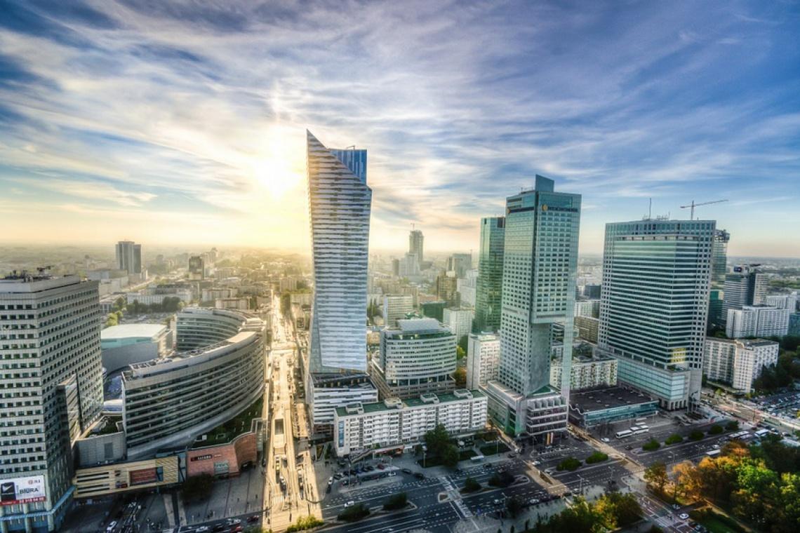 Problem Warszawy to brak spójnego centrum