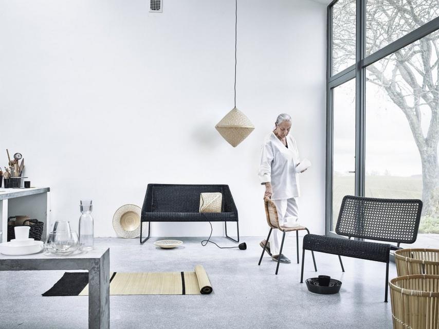 Jedna z najsłynniejszych projektantek szkła i ceramiki dla IKEA