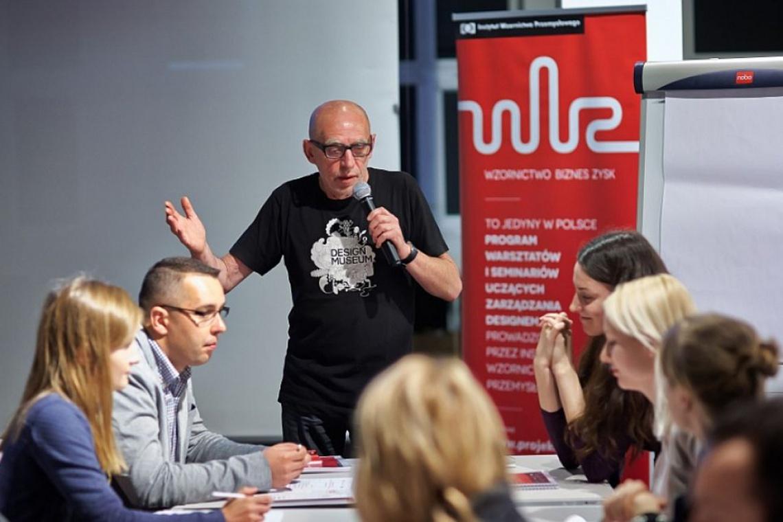 Marek Adamczewski: Design to innowacyjność