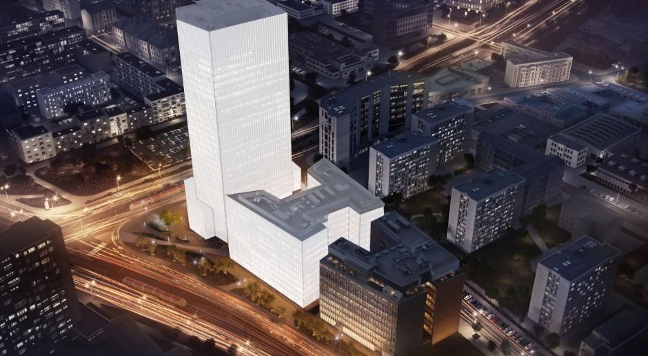 Kuryłowicz & Associates projektują biurowiec na