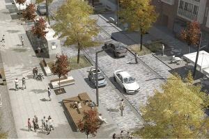 Zwycięska koncepcja przebudowy śródmieścia Koszalina