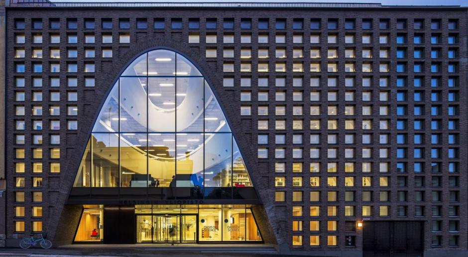 Biblioteka Kaisa-talo w najwyższym standardzie