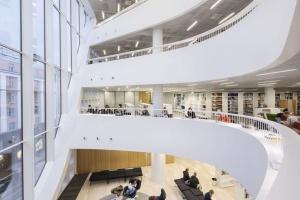 Biblioteka Kaisa-talo w najwyższym zielonym standardzie