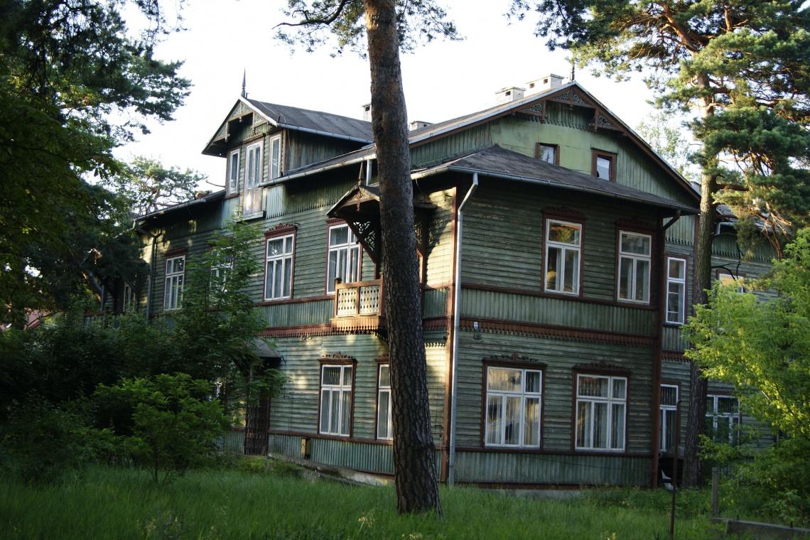 Pensjonat Gurewicza w Otwocku odzyska dawną świetność
