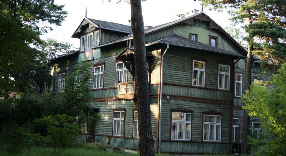 Zrewitalizują ponad 100-letni pensjonat Abrama Gurewicza