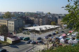 Zielony Targ w Lublinie - jest już koncepcja pracowni JPA Jabłoński