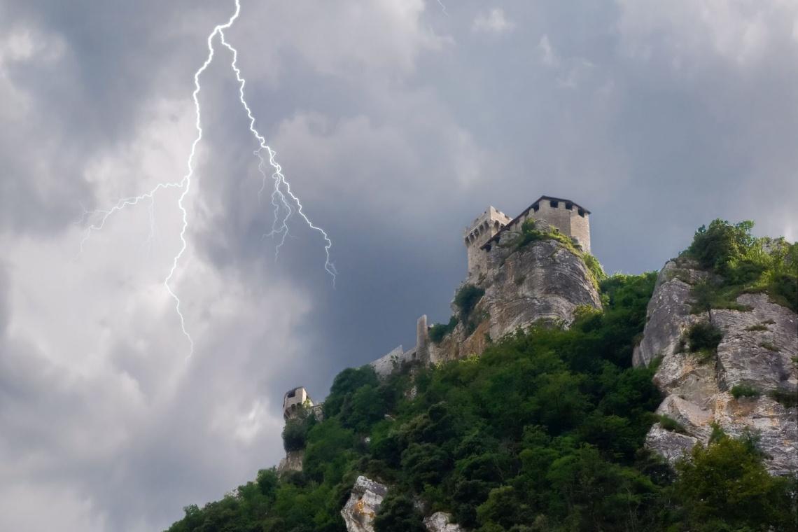 Zamek w Pieskowej Skale znów zachwyca piękną architekturą
