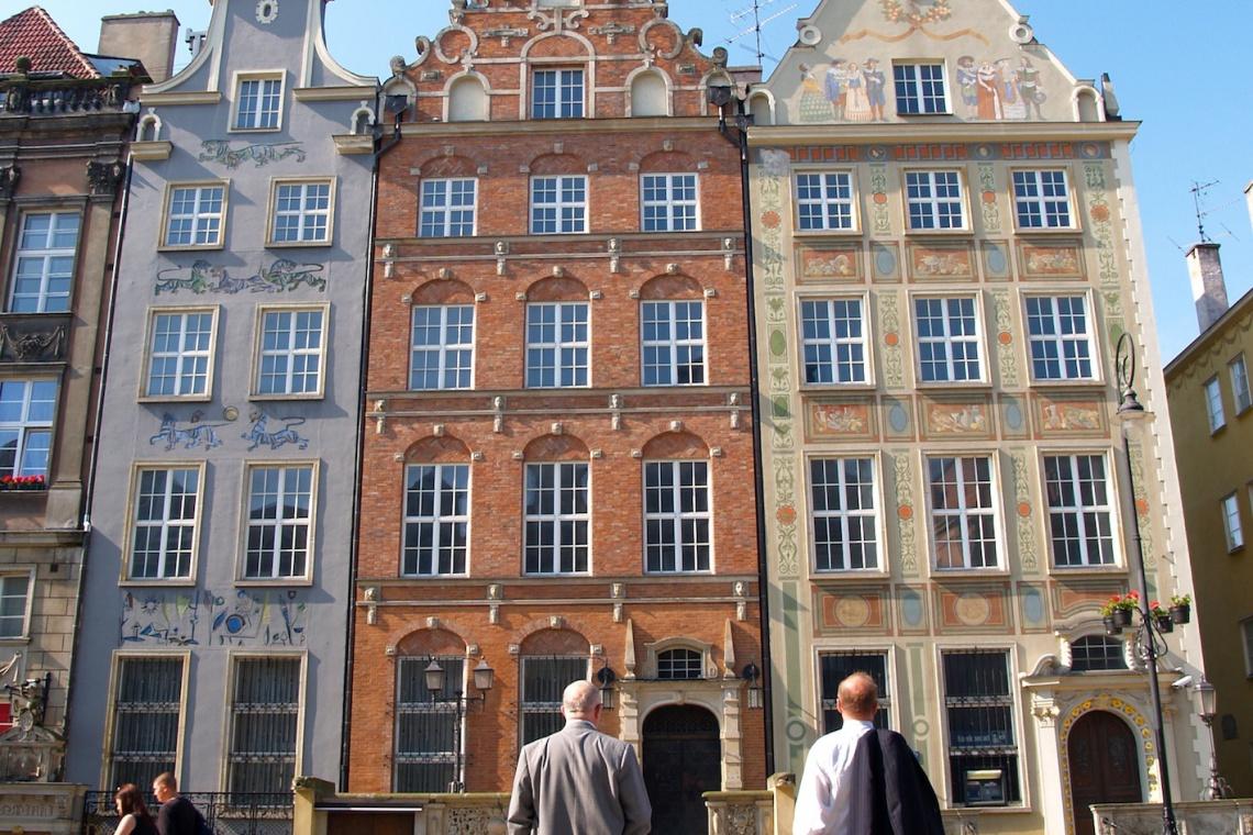 W najlepszym punkcie Gdańska powstaje hotel. Na budowie niezwykłe odkrycie
