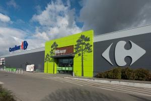Carrefour stawia na nowe wnętrza