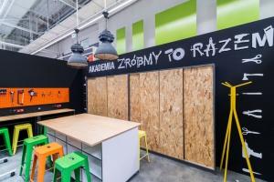 Przyjazny i intuicyjny - nowy Leroy Merlin we Wrocławiu