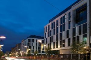 Baltiq Plaza twórczo interpretuje ideę gdyńskiego modernizmu