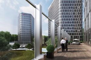 Bavaria Towers, czyli nowa brama do Monachium