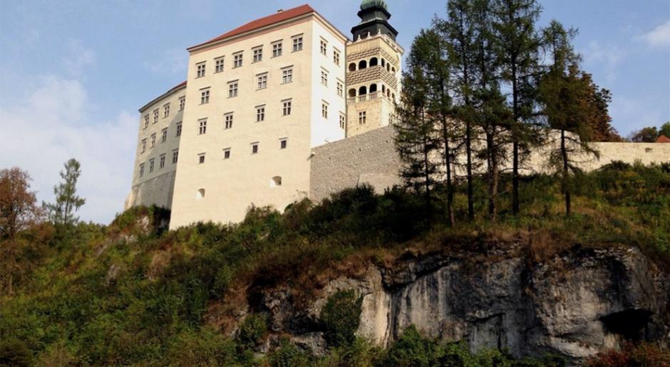 To najcenniejsza część zamku w Pieskowej Skale
