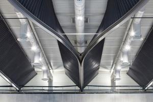 Zjawiskowa hala wystawowa spod kreski Zahy Hadid