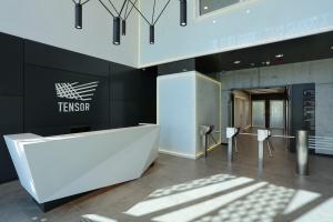 Tensor X projektu Degutis gotowy - fasada zachwyca