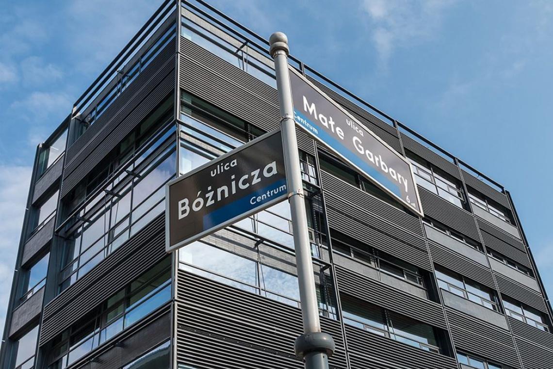 Quadro Office w Poznaniu - połączenie ergonomii i czystej formy