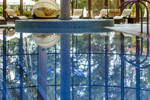 Hotel, który powstał w harmonii z naturą