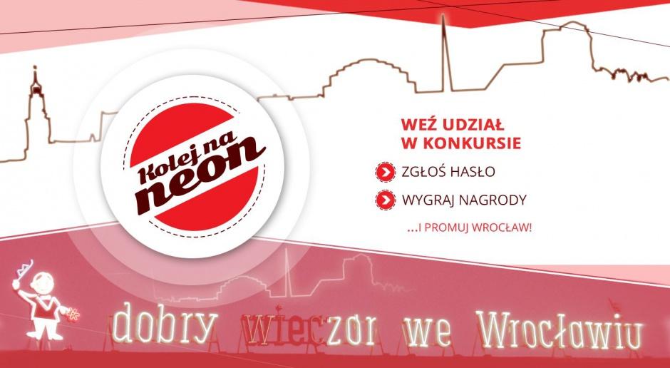 Wrocław wzbogaci się o kolejny... neon