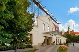 Sheraton Grand Krakow wśród hotelowej elity