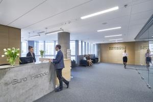 Zdrowe biuro BuroHappold, czyli to, co liczy się najbardziej