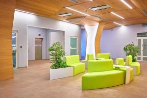 Adgar Plaza One z nowym lobby od InDesign Zbigniewa Kostrzewy