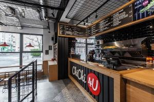 Industrialny ChiChi 4U - ciekawy lokal na kulinarnej mapie Poznania