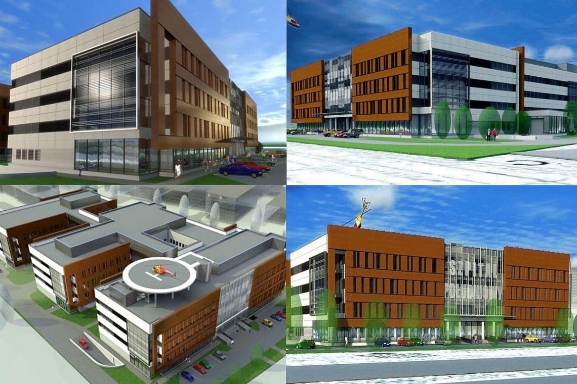 Nowy szpital w Warszawie już w 2018 r.?