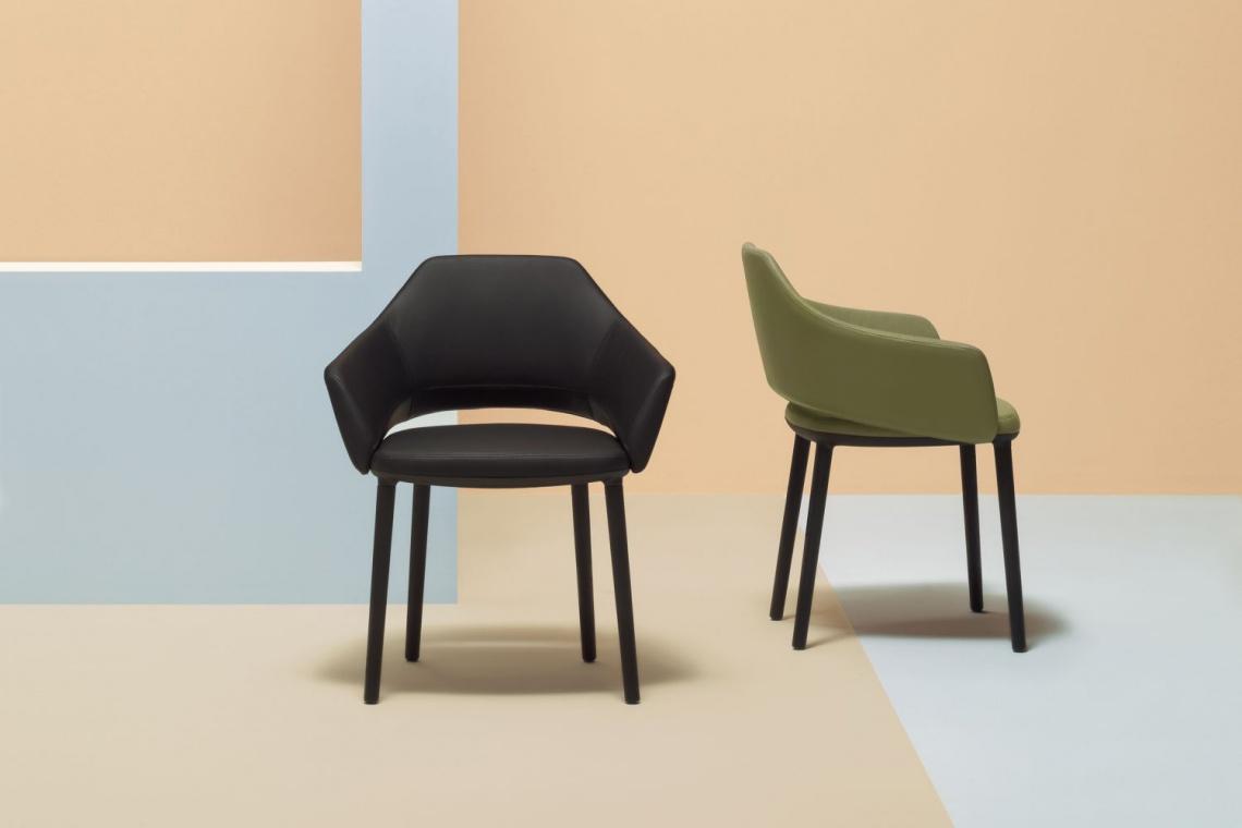 Pierwsza kolekcja francuskiego designera dla Pedrali