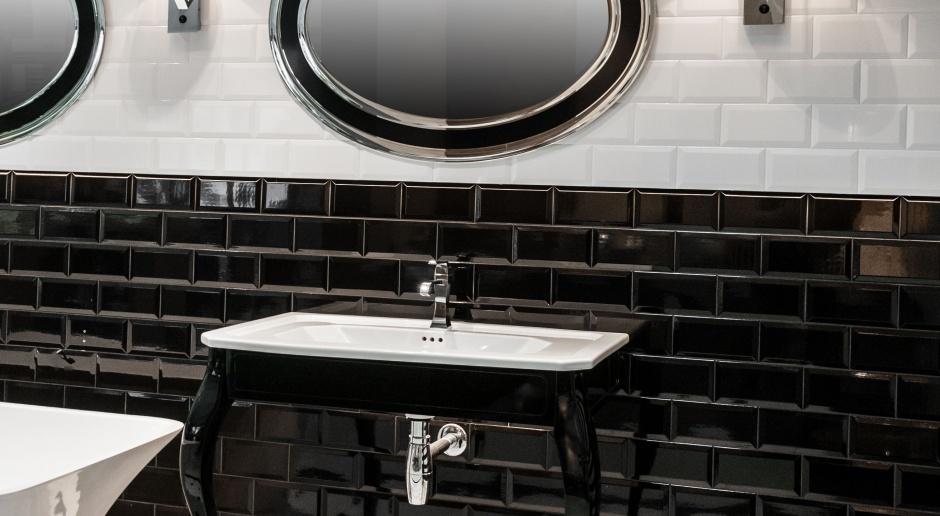 Hotelowa łazienka w dobrym świetle