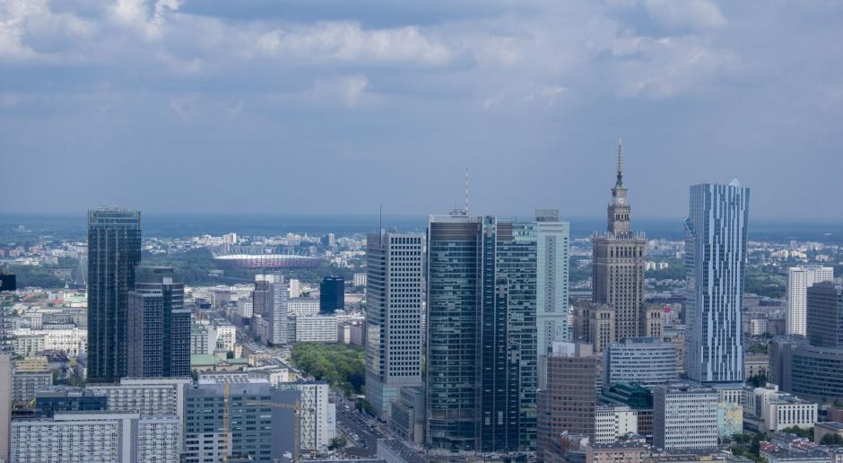 Projektujemy skwery w śródmieściu Warszawy