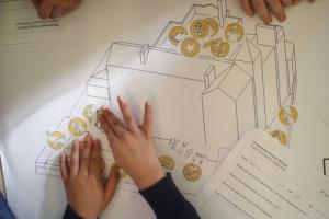 Designerski plac zabaw wymyślony przez dzieci