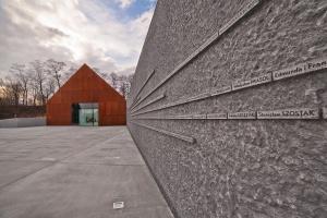 Zjawiskowa architektura muzeum w Markowej. To projekt Nizio Design International