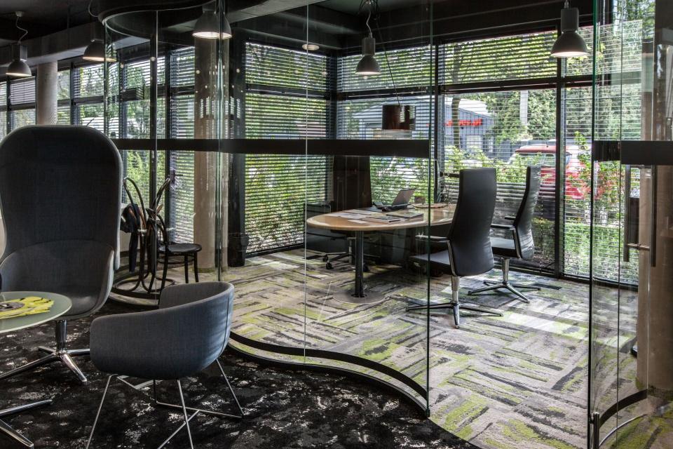Biuro, w którym chce się... odpoczywać
