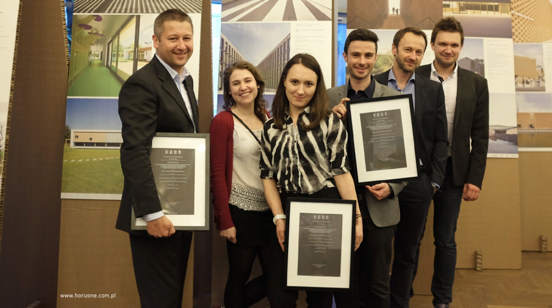 Nagroda Roku SARP 2015 dla biurowca Ericpol Software Pool
