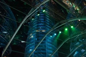 Zobacz huczne otwarcie Warsaw Spire