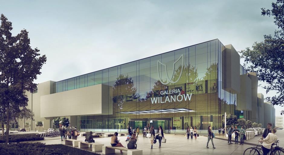 Co dalej z koncepcją Galerii Wilanów?