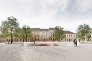 Rynek i kamienica w Radomiu do rewitalizacji. WXCA z ostateczną koncepcją