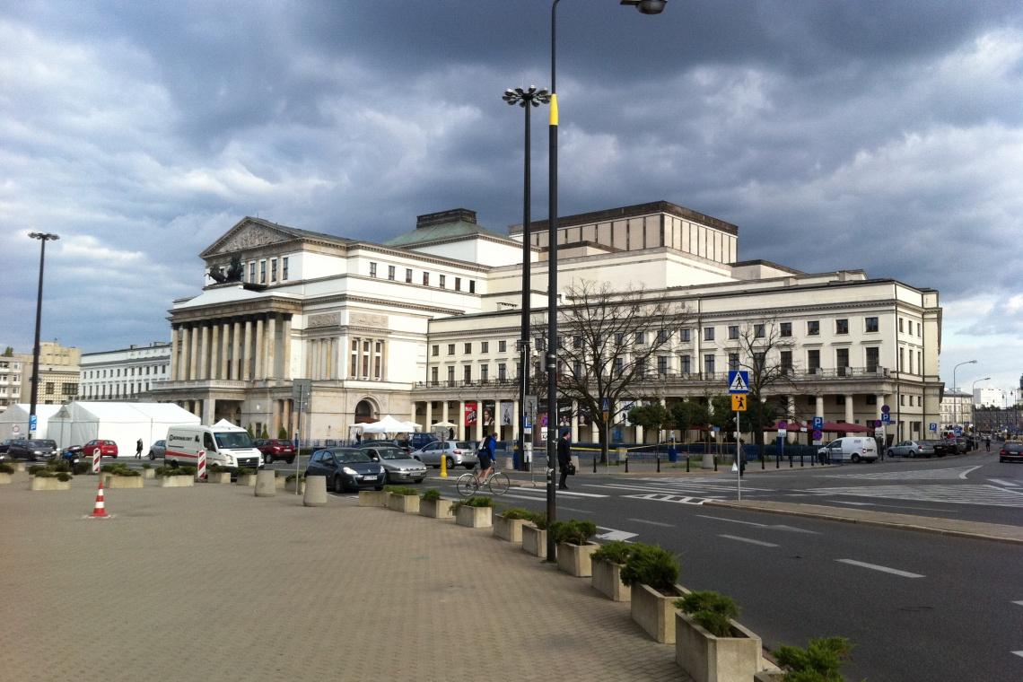 Ruchome święto warszawskiej architektury
