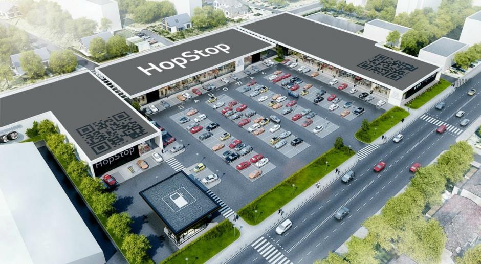 Centrum handlowe spod kreski Innebo czeka na otwarcie