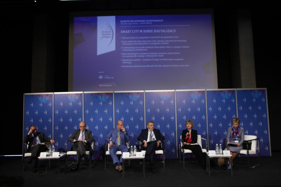 EEC 2016: Czy nasze miasta są smart?