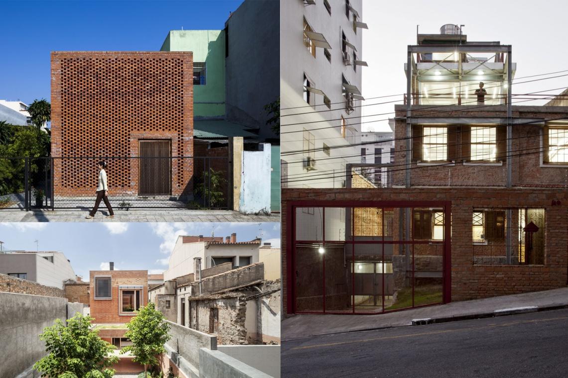 Oto laureaci innowacyjnej architektury ceglanej z całego świata