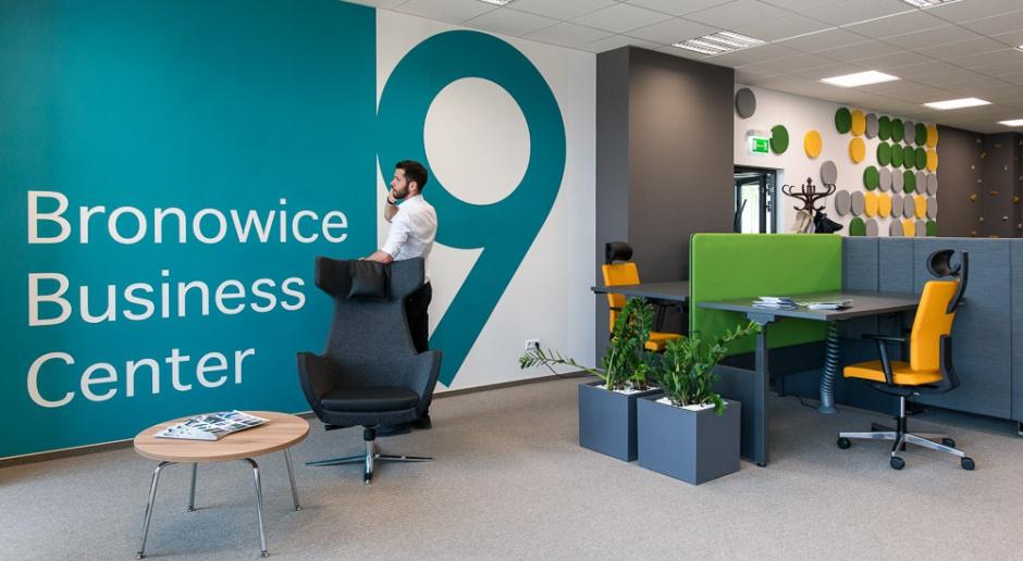 Bronowice Business Center 9 w Krakowie - nowoczesny i ekologiczny biurowiec