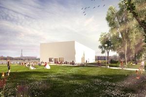 Zaprojektuj fasadę siedziby Muzeum nad Wisłą - przedłużenie terminu nadsyłania prac